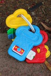 Zabawka dla małych dzieci marki Fisher Price